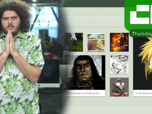 Crunch Report | DeviantArt Acquired by Wix