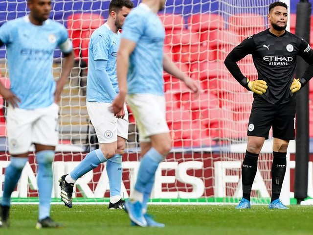 Zack Steffen makes vow to Man City teammates following Chelsea defeat