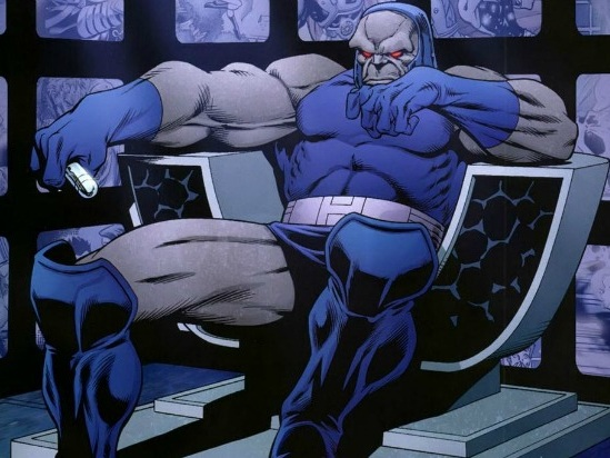 'Snyder Cut' Darkseid Revealed! Zack Snyder Shares First Look at New God in 'Justice League' (Video)