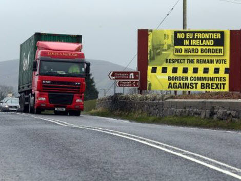 Brexit tangle raises prospect of Irish reunification