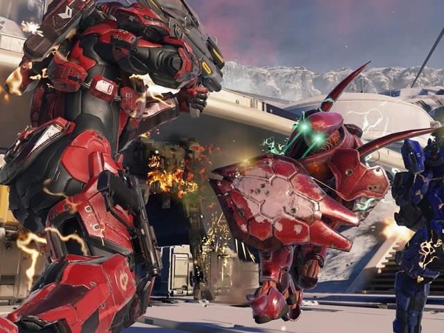 343 to revamp Halo 5 Warzone mode to make it more balanced