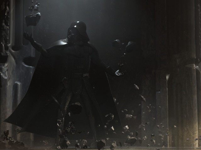 In Vader Immortal II, Darth Vader is a really mean Mr. Miyagi - CNET
