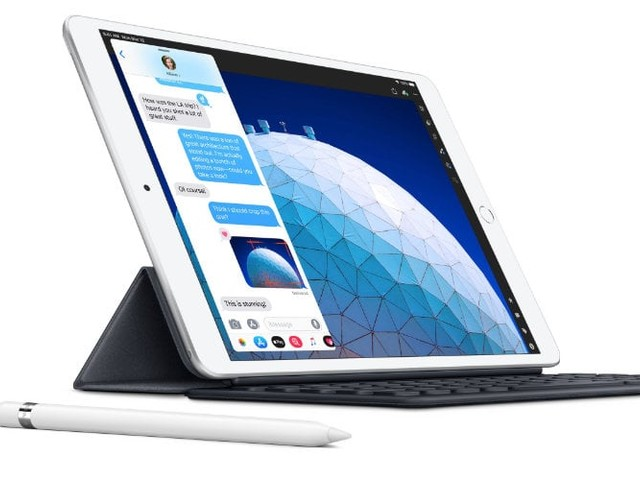 New Apple iPad Air tablet now available from $499