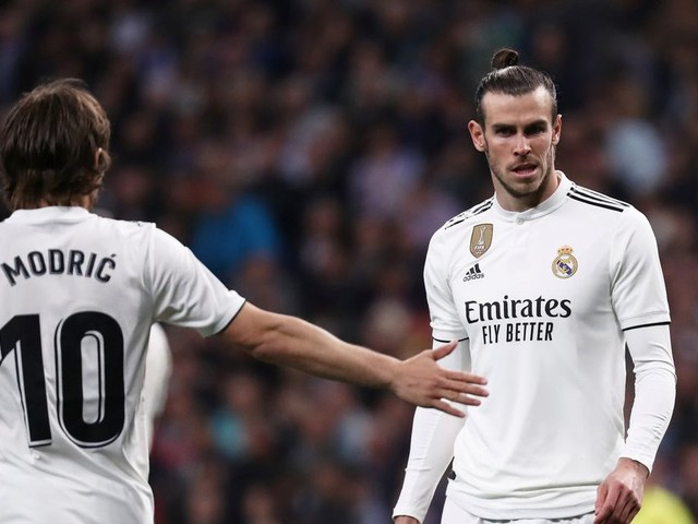Gareth Bale begged not to quit Real Madrid in transfer window by Luka Modric