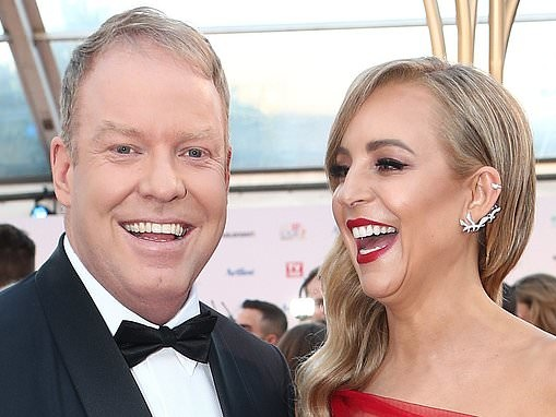 Peter Helliar reveals stars of The Project have LOST their Silver Logie