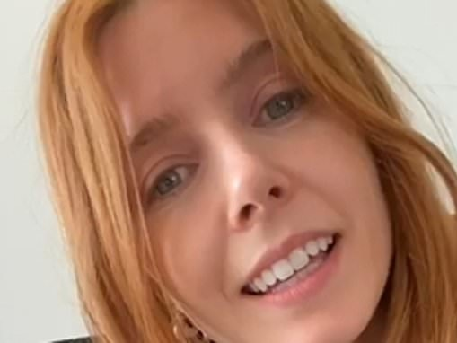 Stacey Dooley reveals she's making a documentary about coronavirus