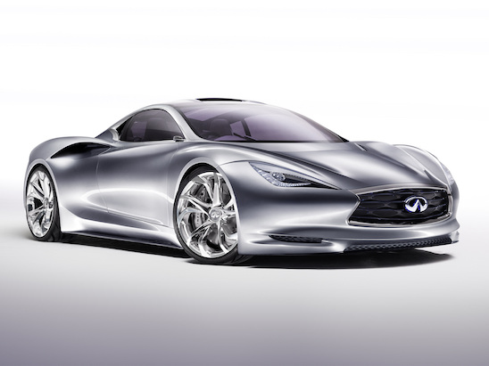 Infiniti Bringing High Performance EV to Detroit Auto Show