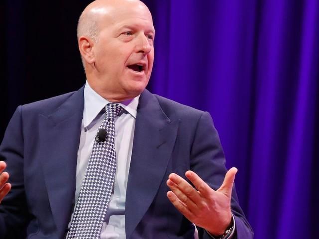 Goldman Sachs CEO David Solomon shares the story of how he became a DJ