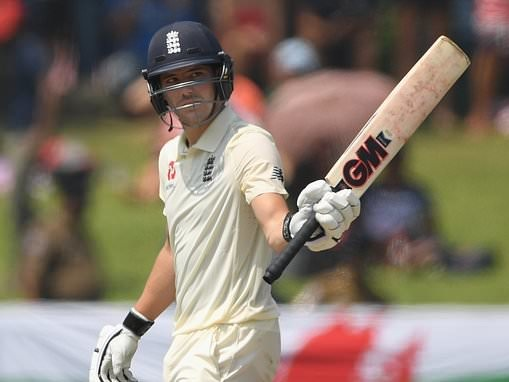 LIVE SCORECARD: Rory Burns scores maiden Test 50 before quick wickets