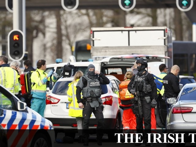 Utrecht shooting: 'Chief suspect' arrested, say police