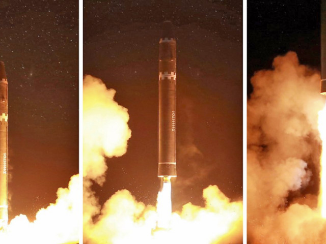 North Korea has already hinted at another test much more dangerous than an ICBM