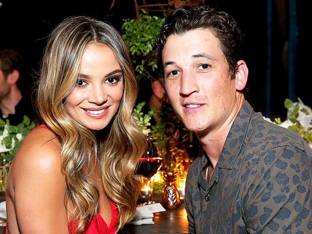 Miles Teller Is Engaged to Keleigh Sperry: See Her Stunning Ring