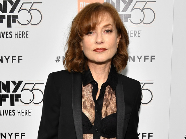 Isabelle Huppert Premieres 'Mrs. Hyde' in New York City!
