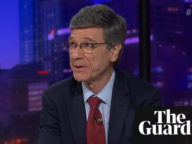 Australia should be 'exporting sunshine, not coal', economist Jeffrey Sachs tells Q&A