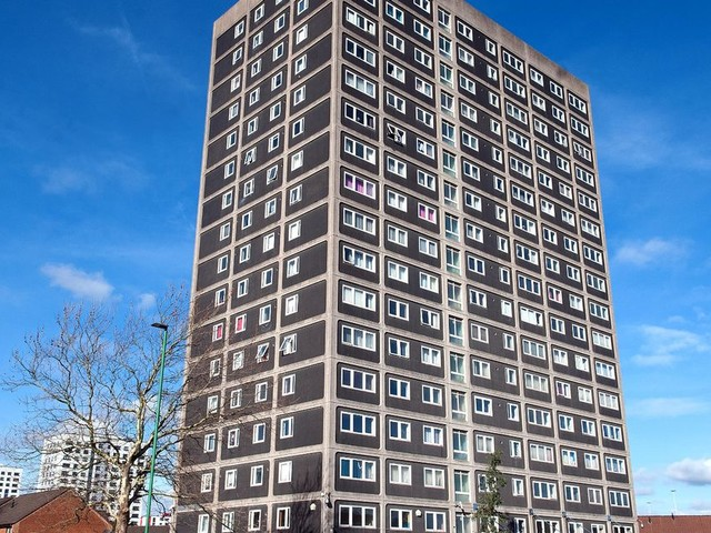 'I'd be happy to get out of here': Residents reveal what life is really like inside Salford tower block planned for demolition