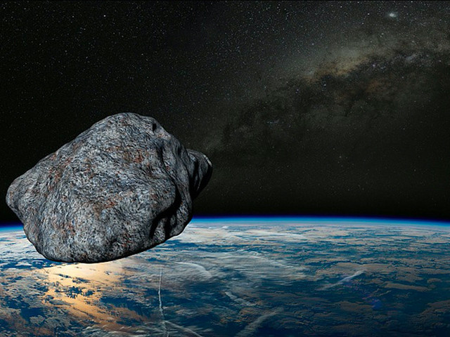 Gigantic 'potentially hazardous asteroid' due to speed past Earth this week