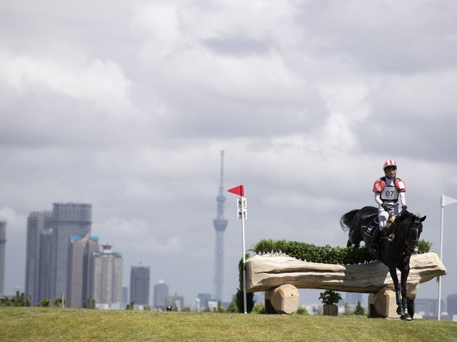 International Equestrian Federation launch Tokyo 2020 heat study