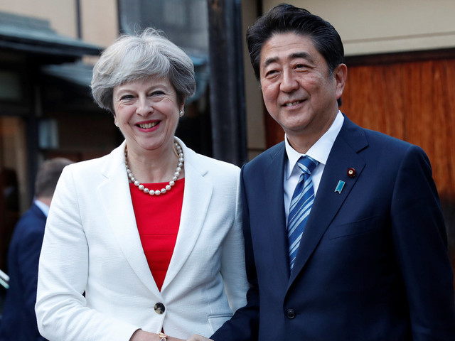 UK Should Apologise To Japan For 'Breaking Promises' With Brexit, Says Asian Business Expert