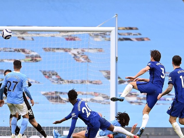 WATCH: Alonso scores the winner for Chelsea against Manchester City