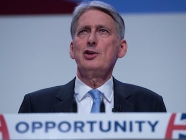 Philip Hammond Must Dramatically Raise Taxes To Fulfil Promise To End Austerity, Experts Say