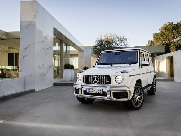 2019 Mercedes AMG G63 SUV Unveiled