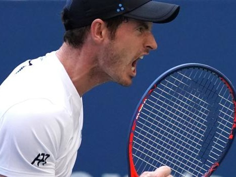 Shenzhen Open: Andy Murray through to second round after Zhang Zhizhen retires