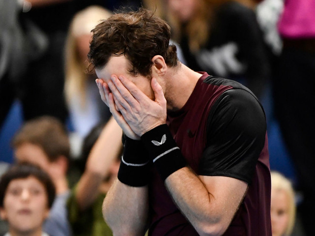 Sport shorts: emotional Andy Murray wins first title since hip surgery and World Rugby investigates referee's 'elbow' photo