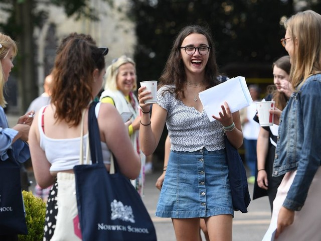 Tell us what you think as almost 40% of A-level results have been downgraded