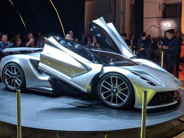 New Lotus Evija electric hypercar makes dynamic video debut