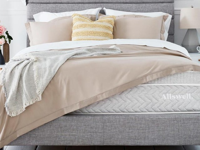 I've reviewed more than a dozen mattresses and the new Allswell Supreme is an ideal combo of quality and price