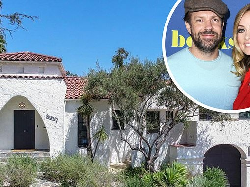 Olivia Wilde and Jason Sudeikis buy Spanish-style home in Los Angeles for $3.5M