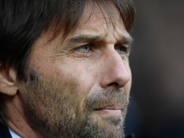 Conte hoping to keep winning and finish season 'with a big beard'