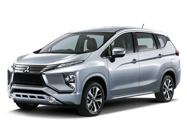 Mitsubishi Unveils The Expander MPV Ahead Of GIIAS Launch