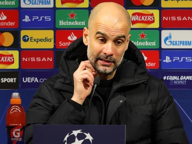 Pep Guardiola Man City press conference LIVE early team news vs PSG