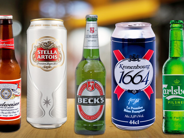 Beers ranked from worst to best