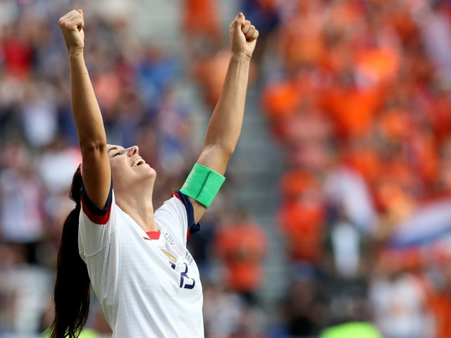 How Alex Morgan went from an unknown college soccer player to US Soccer star and 2-time World Cup champion