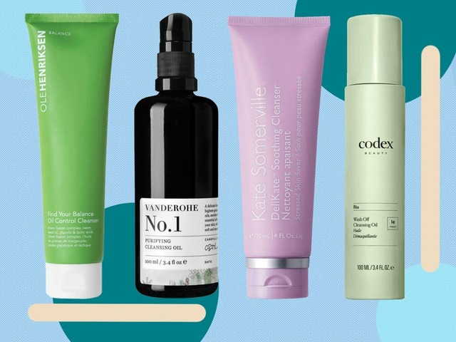 11 best face cleansers: Oil, balm and foamy formulas for every skin type