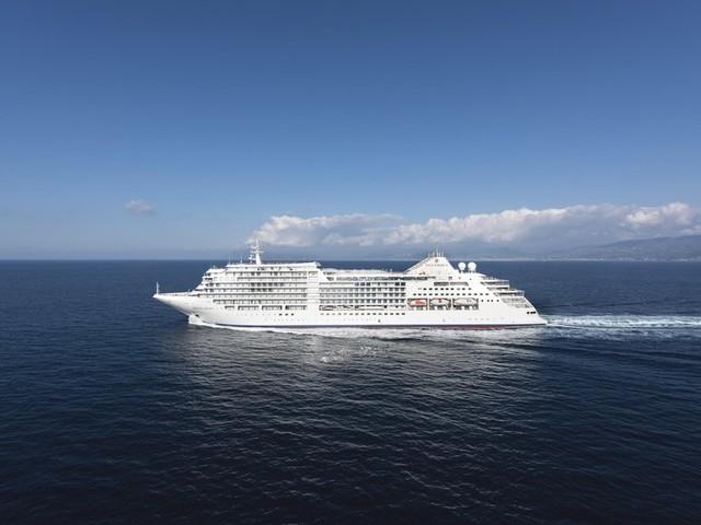 Silversea Restarts Cruising in Greece Today, Galapagos Tomorrow