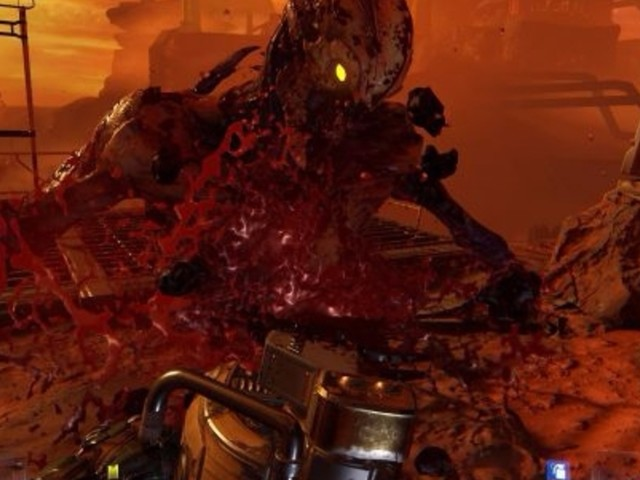 Doom and Wolfenstein 2: The New Colossus are coming to Switch