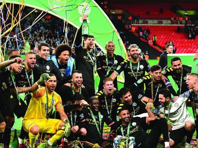 'Remarkable' Man. City consistency delights serial winner Guardiola