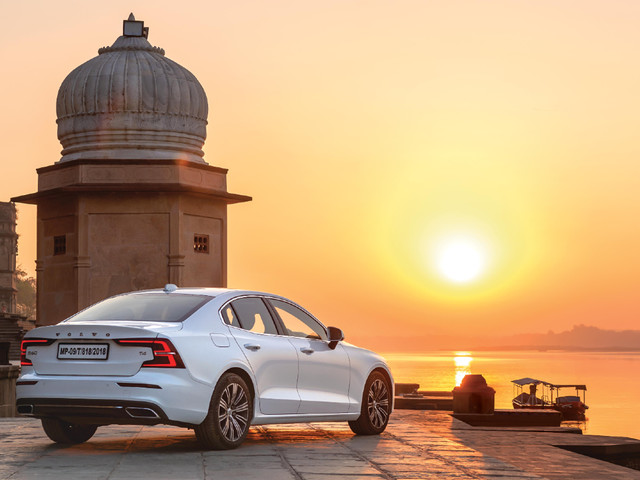 A matter of time: Volvo S60 to Maheshwar feature