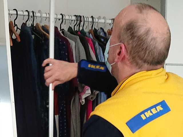 I'm a 45-year-old IKEA worker who travels to people's homes to help them build their furniture. I love my job —this is what it's like.