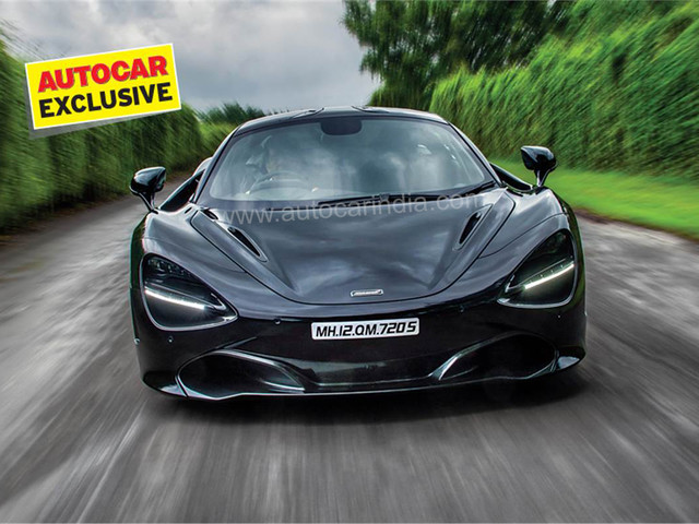 Review: McLaren 720S India review, test drive