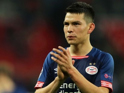 Lozano arrives in Italy ahead of €42m Napoli switch