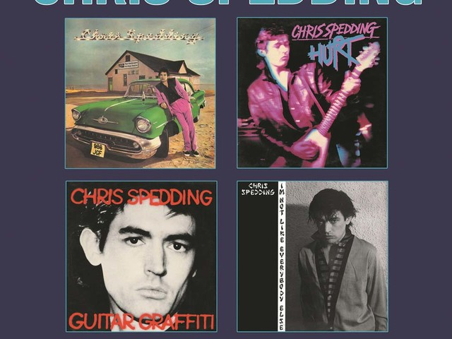 Chris Spedding – The RAK Years – Album Review