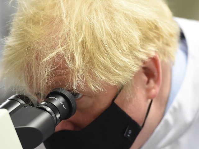 Boris Johnson's Next Headache Is How To Pay For The Pandemic