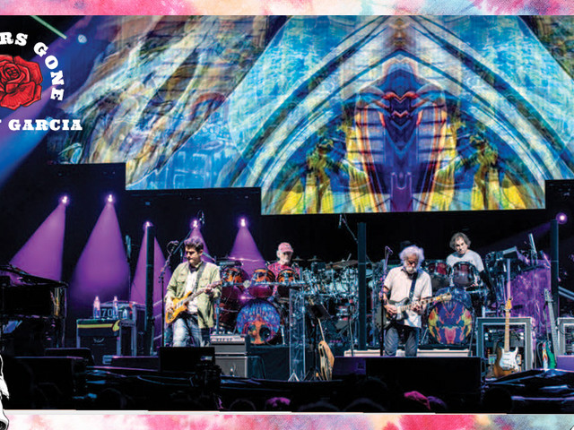 25 Years After Jerry Garcia's Death, the Grateful Dead Is Bigger Than Ever