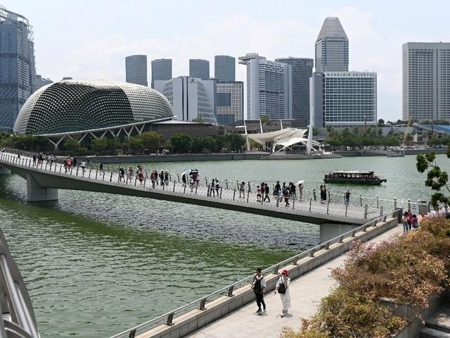 Singapore to bolster coastal defences against rising sea levels: PM