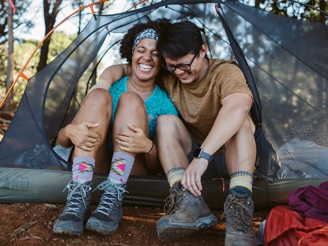 REI has an extremely useful wedding registry program for outdoorsy couples — here's what you should know