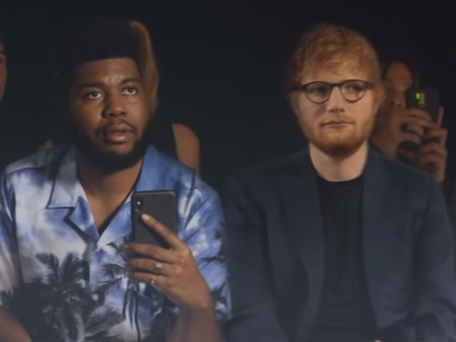 Ed Sheeran Teams Up With Khalid For 'Beautiful People' Music Video - Watch!